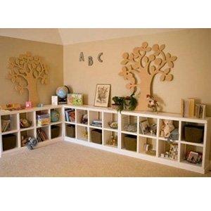 Montessori Low Shelves Montessori Storage Shelves For