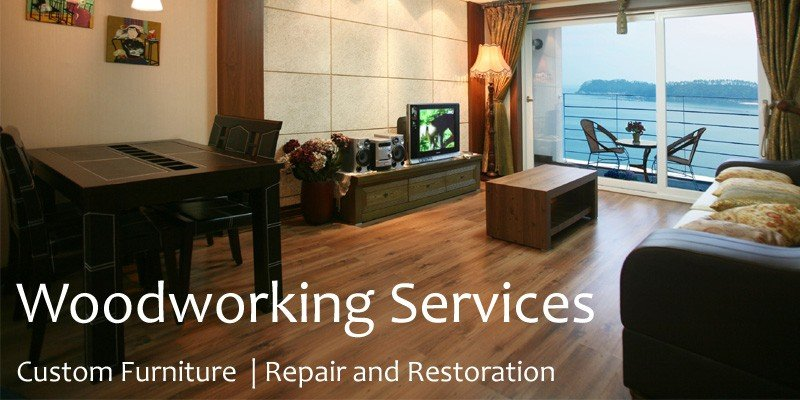Woodworking Services Custom Furniture