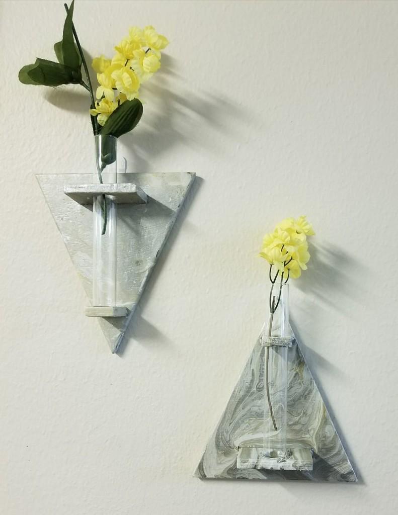 Wall decor test tube cactus planter wall hanging test tube test tube vase wall hanging vase reviewsmspy