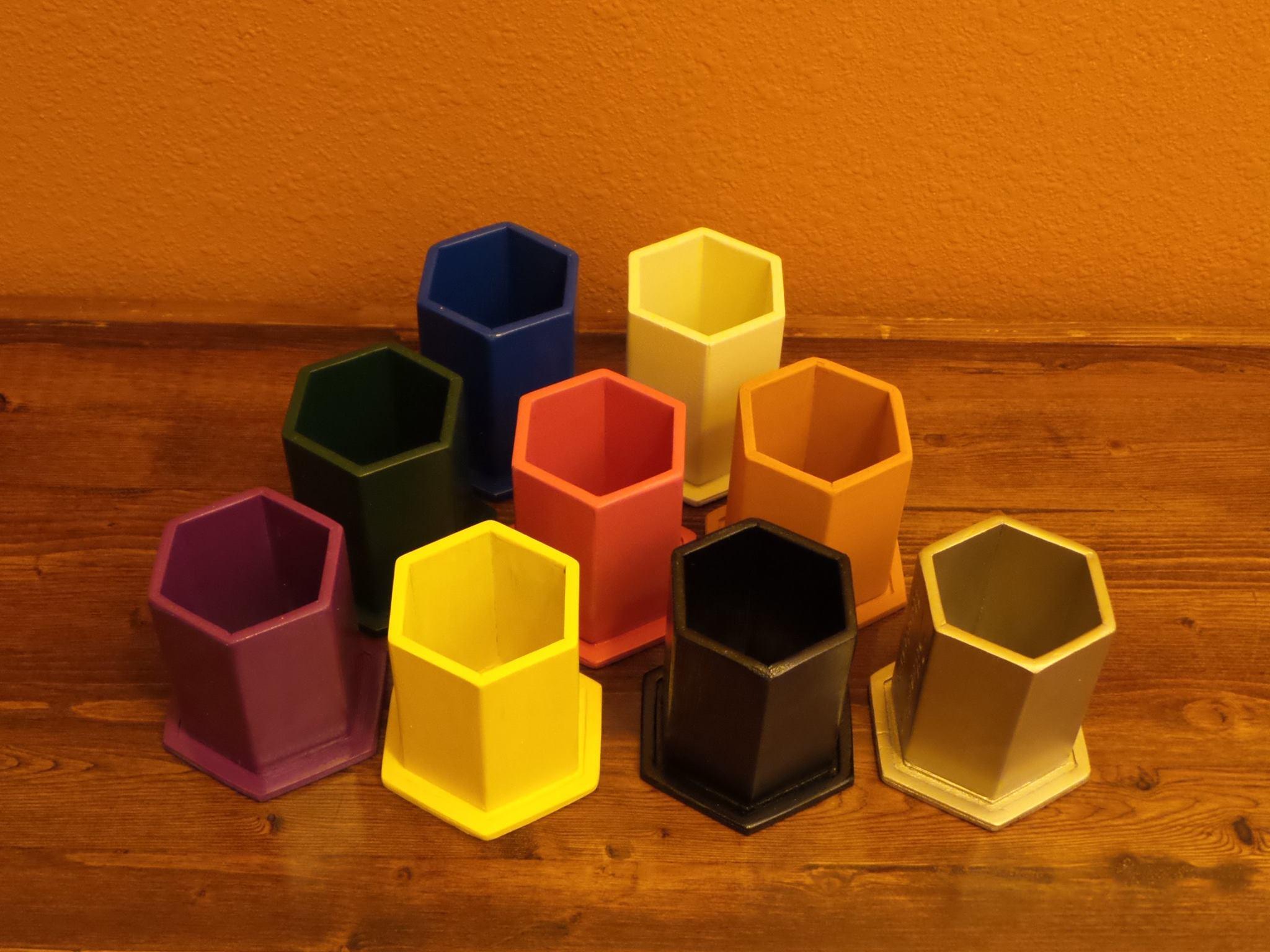 montessori colored pencil holder personalized pencil. Black Bedroom Furniture Sets. Home Design Ideas